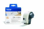 Стандартные адресные наклейки Brother DK11201