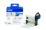 Наклейки на CD/DVD Brother DK11207