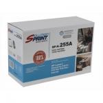 Тонер-картридж HP CE255A (HP 55A) совместимый Sprint SP-H-255A