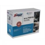 Тонер-картридж HP 7551X совместимый Sprint SP-H-7551X