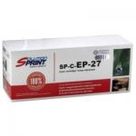 Тонер-картридж Canon EP 26/ 27 (совместимый Sprint SP-C-EP 27)