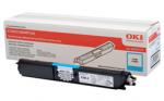 Картридж для OKI C110 / C130 / MC160 Черный (совместимый)