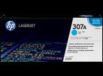 Тонер-картридж HP CE741A Cyan